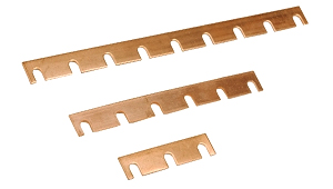 Copper Circuit Breaker Busbars