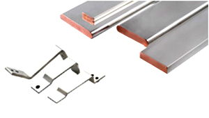 Tin Plated Copper Bus Bars | Conex Copper Bus Bars