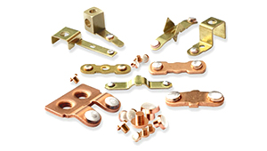 Brazed parts and components