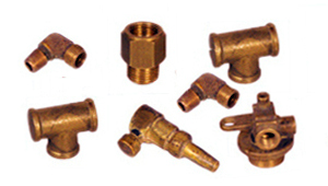 Copper Forging Parts