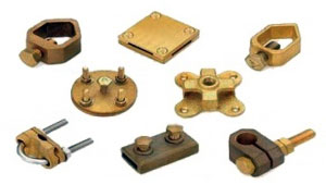 Copper Grounding Earthing Accessories