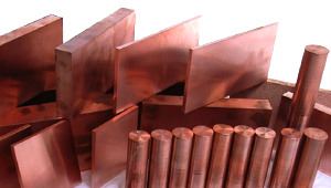 Copper Parts Components