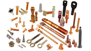 Copper Cold Formed Parts