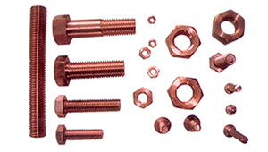 Copper Nuts Bolts