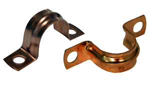 Copper Pipe Saddles Clips