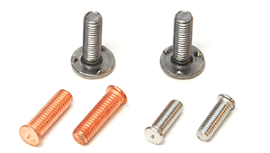 Copper Welding Studs