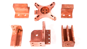 Forged Copper Components