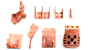 Forged Copper Parts