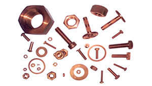 Copper Cold Forged Machined Fasteners