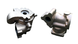 Gunmetal LG2 Sand Casting