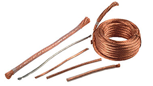 Round Copper Braids and Copper Braids Rope