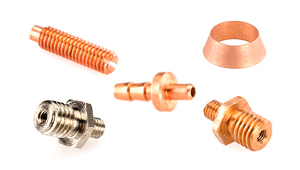 Screw Machine Components