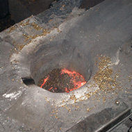 bronze centrifugal casting