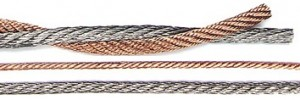 Copper Strand Ropes Flexible